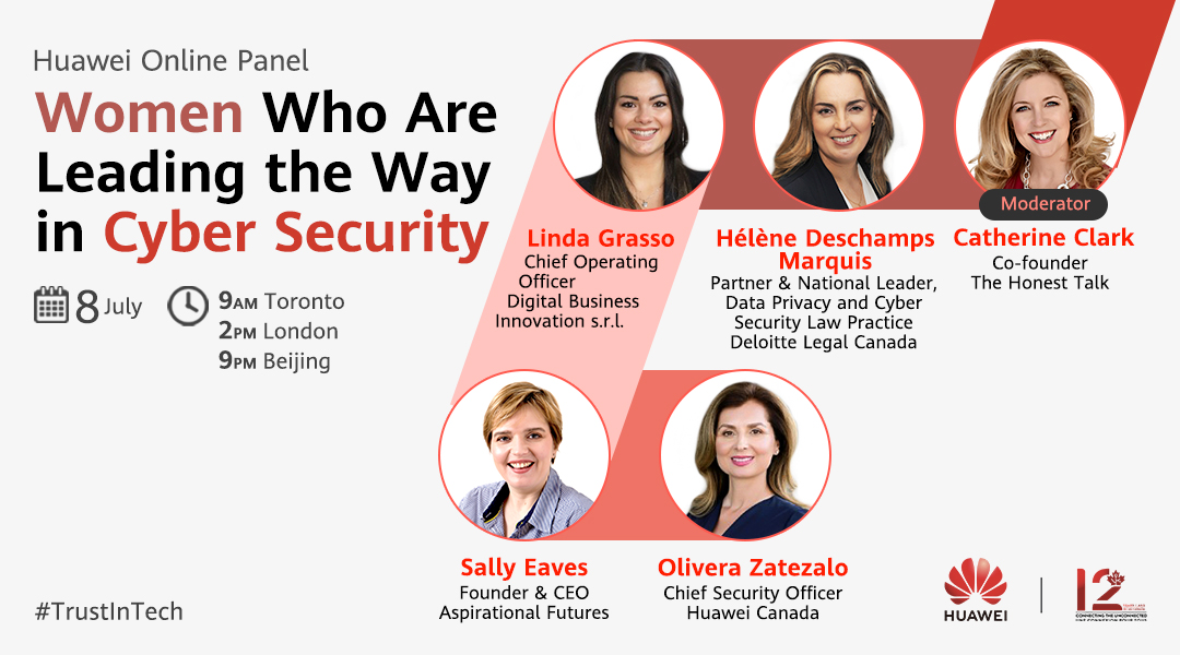 Women Who Are Leading the Way in Cyber Security